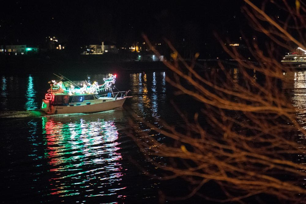 Christmas Boats Portland 2019.Winter Solstice Christmas Ships Event City Of Milwaukie