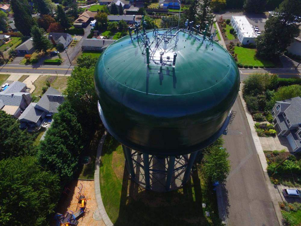 Water Tower Park | City of Milwaukie Oregon Official Website